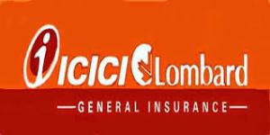 An image showing ICICI Lombard logo