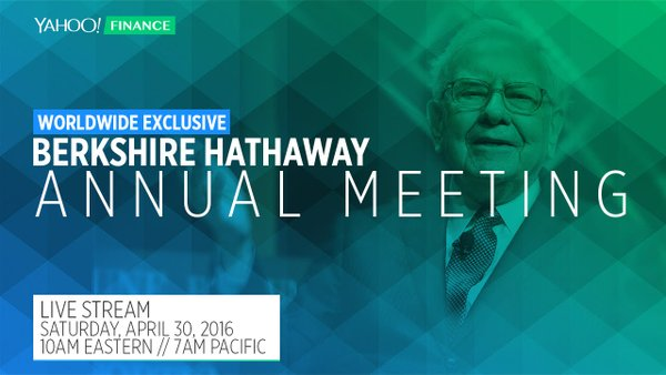 Berkshire Hathaway's annual meeting