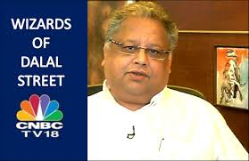 Rakesh Jhunjhunwala's stock market journey