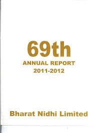 Bharat Nidhi is an NBFC